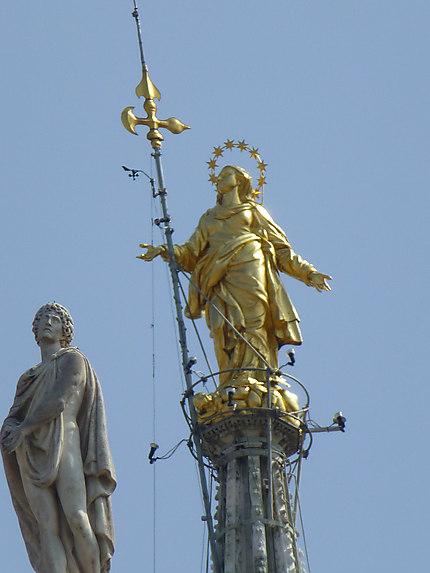 Statues du Duomo