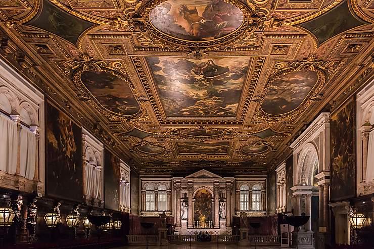 La magnifique Scuola Grande di San Rocco