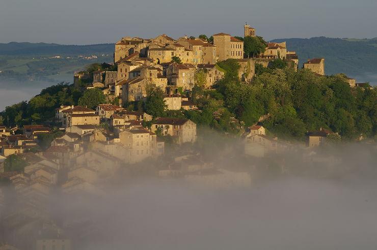 Cordes-sur-Ciel (Tarn)