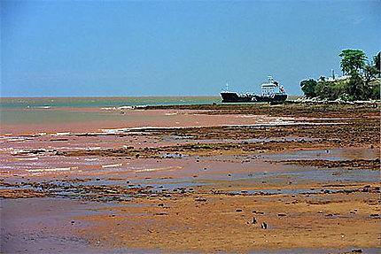 L'estuaire de la Betsiboka