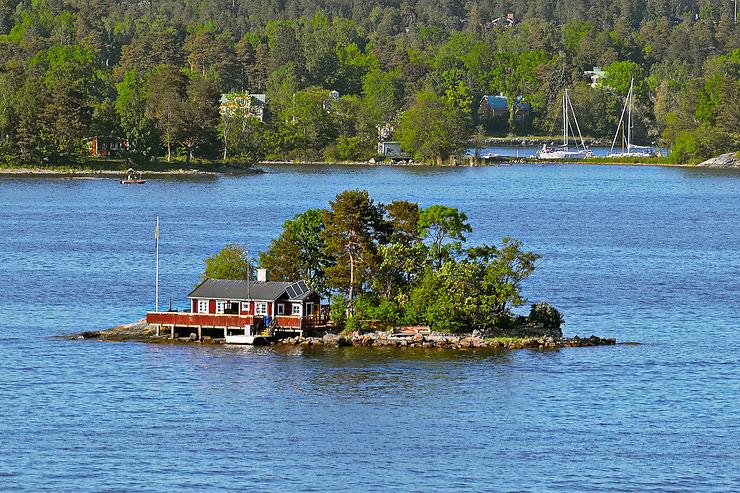 Suède : cap sur l'archipel de Stockholm