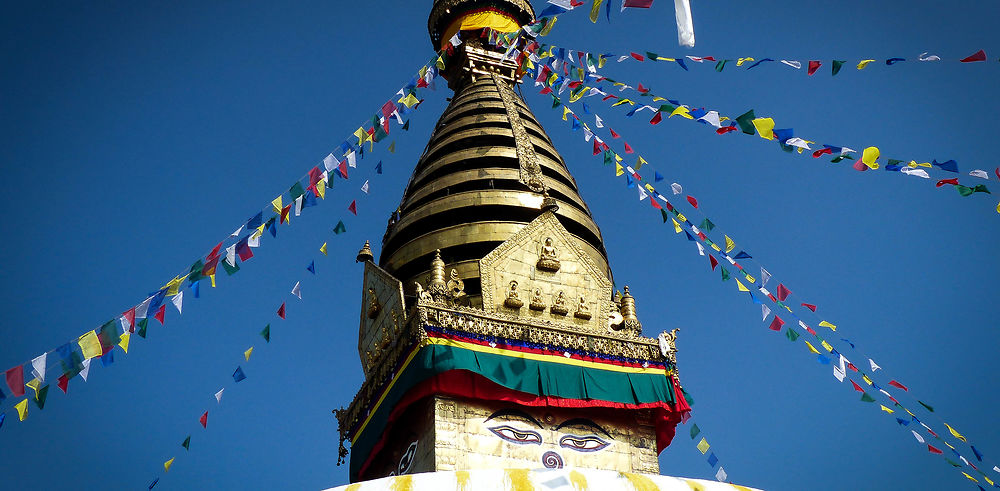 Namaste, Népal 2017