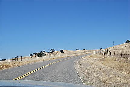Routes de Californie