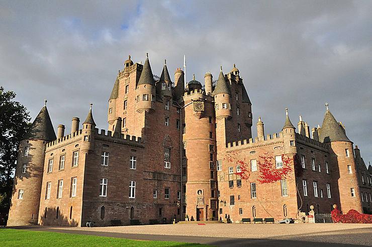 Glamis Castle, le château le plus hanté d'Écosse…