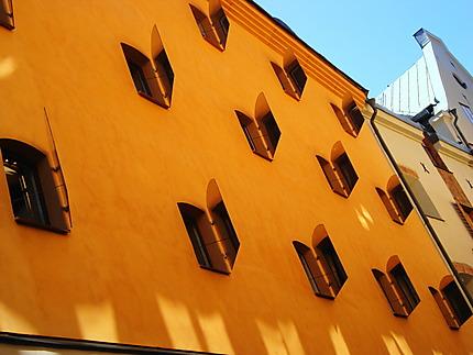 Miroirs à Stokholm