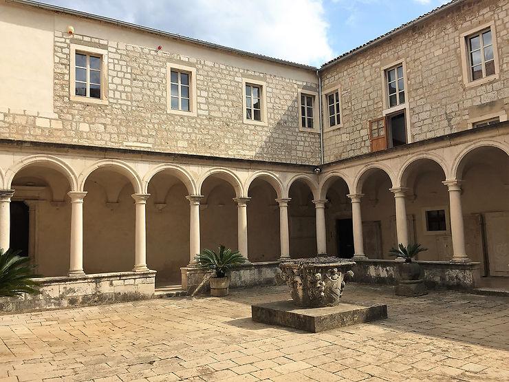Zadar vénitienne puis austro-hongroise