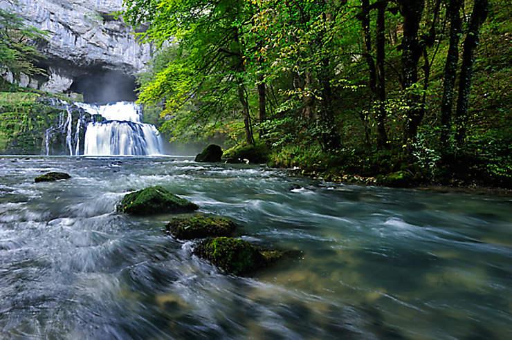 La Franche-Comté, au fil de l'eau