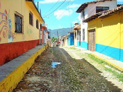 Ville haute de San Cristóbal de Las Casas