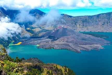Gunung Rinjani-Lombok