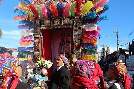 Fête patronale, Noël à Chichicastenango