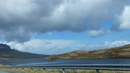Sky over Skye en Ecosse