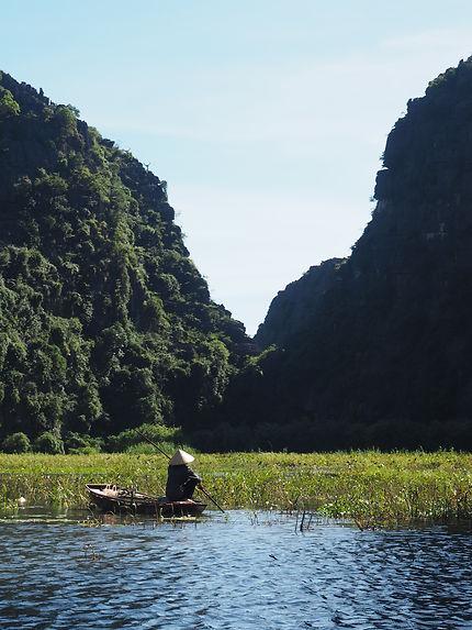 Grottes de Tam Cốc, Vietnam