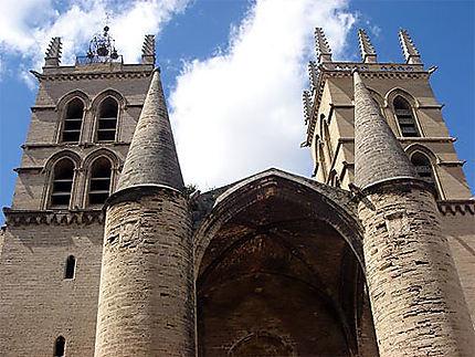 Baldaquin de la Cathédrale Saint Pierre