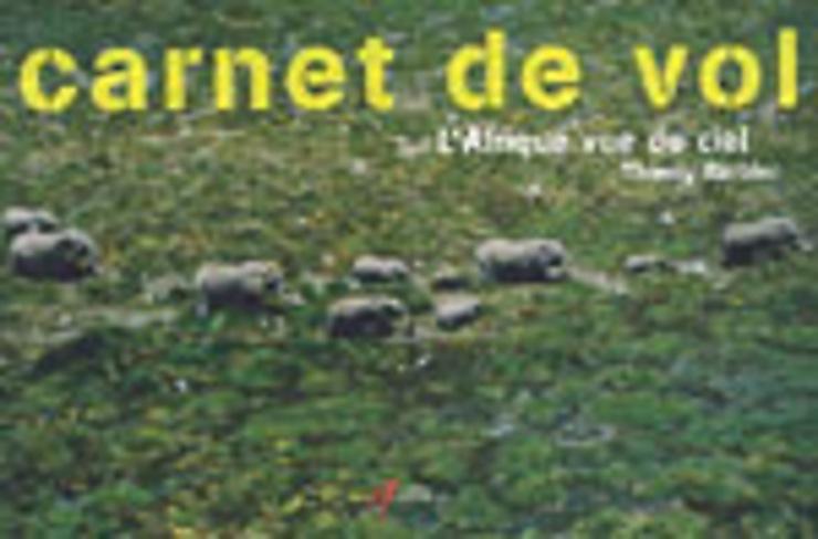 Carnet de vol - L'Afrique vue du ciel