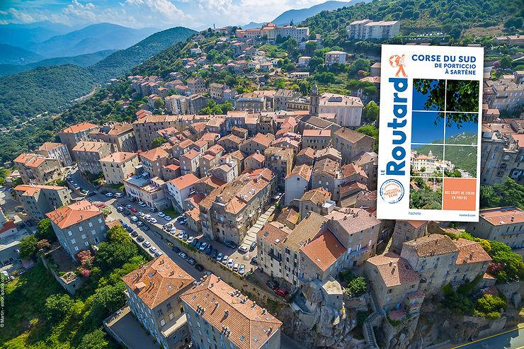 La Corse du Sud, de Porticcio à Sartène avec le Routard