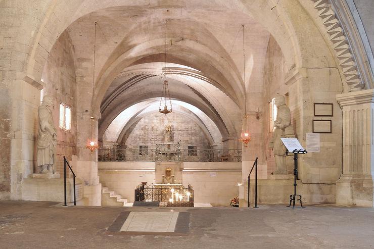 Le trésor de Saint-Gilles