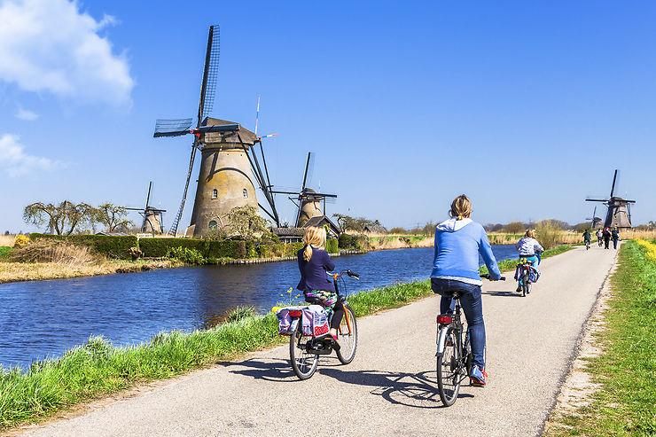 Les Pays-Bas à vélo