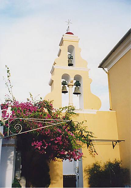 Eglise de la Panaghía Theotókos