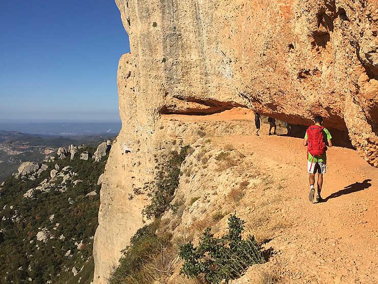 Catalogne : randonnées dans la Sierra de Montsant
