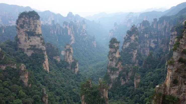 Voyage en Chine : Yangshuo – Dazhai – Fenghuang – Dehang – Zhangjiajie – Beijing – Huashan – Chengdu – Shunan zhuhai – Leshan – Emeishan (Première partie)