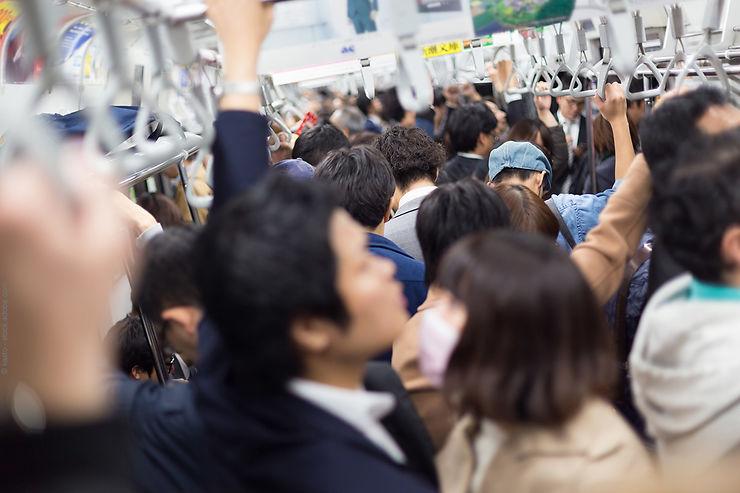 Japon - Métro de Tokyo : des repas offerts pour désengorger les rames