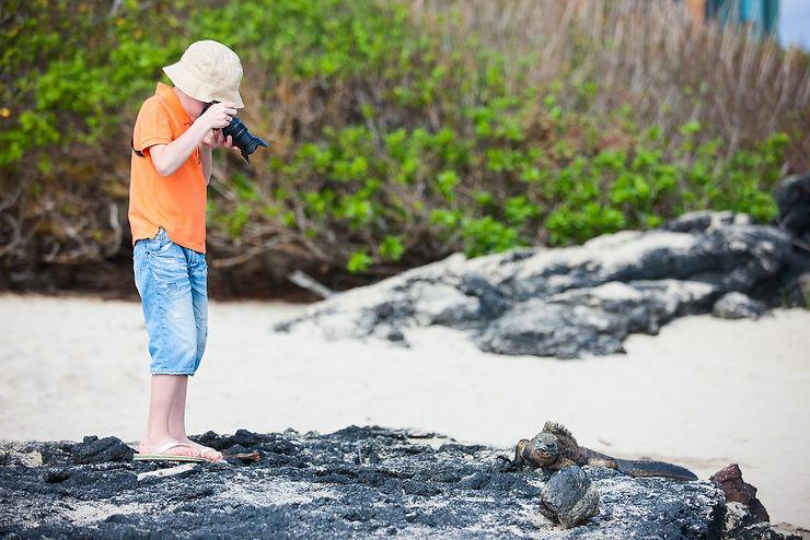 Les Galápagos : une biodiversité hors du commun