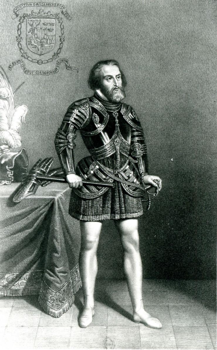 Les grands explorateurs : Hernán Cortés