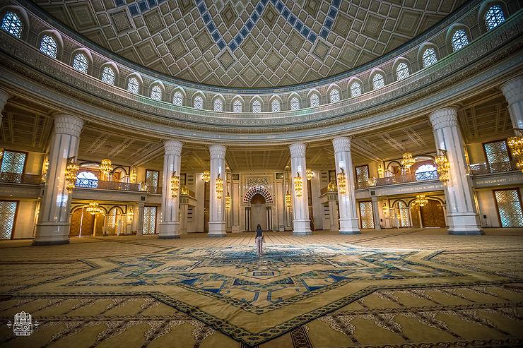 Mosquée de Gypjak, Turkménistan