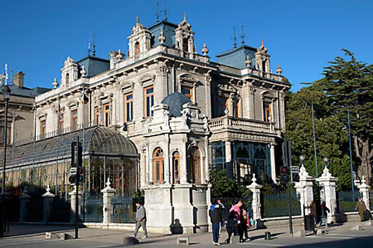 Punta Arenas, l'européenne