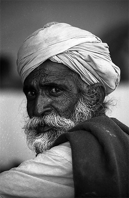Portrait Sadhu