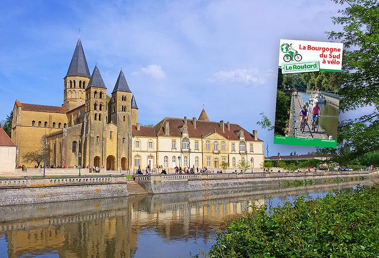 La Bourgogne du Sud à vélo avec le Routard