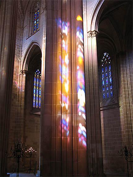 Monastère de Batalha, intérieur cathédrale