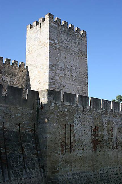 Château de Saint-Georges (Lisbonne)