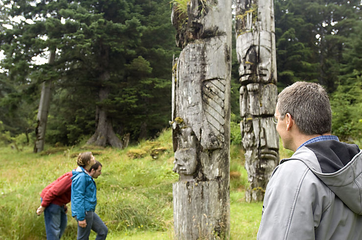L'archipel d'Haida Gwai