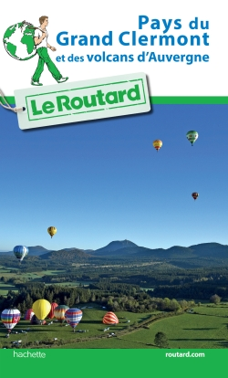 Routard Pays du Grand Clermont