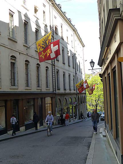 Ruelle de Genève