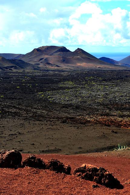 Volcans Lanzarote