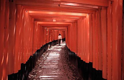 Sanctuaire à Kyoto