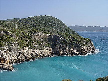 La côte turque
