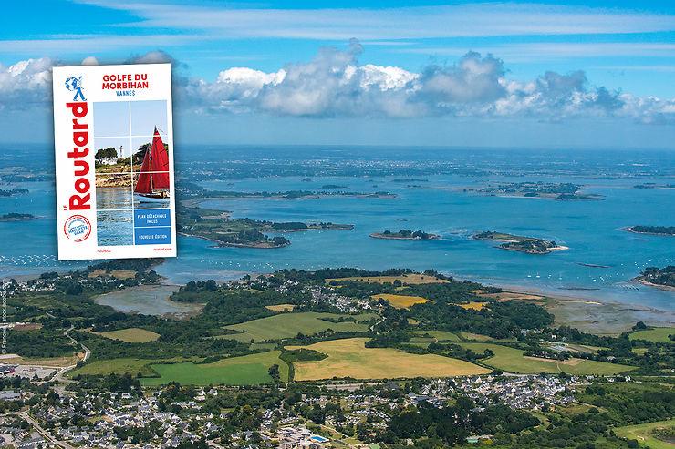 Le Golfe du Morbihan avec le Routard
