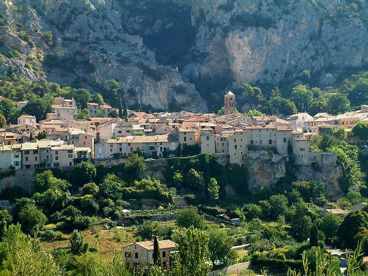 Moustiers Sainte-Marie (Alpes-de-Haute-Provence)