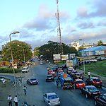 Embouteillage à Abidjan