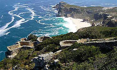 Cap de Bonne-Espérance (Cape Town)