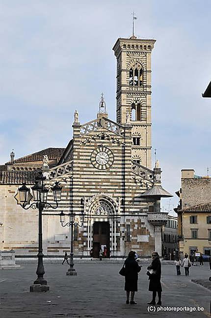 Prato  centro - Piazza del duomo