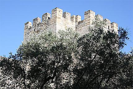 Château de Saint-Georges (Lisboa)
