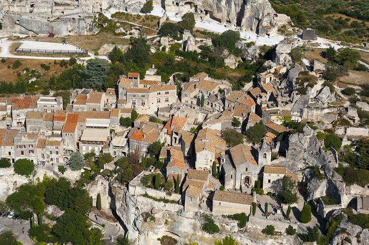 Les Baux-de-Provence (Bouches-du-Rhône)