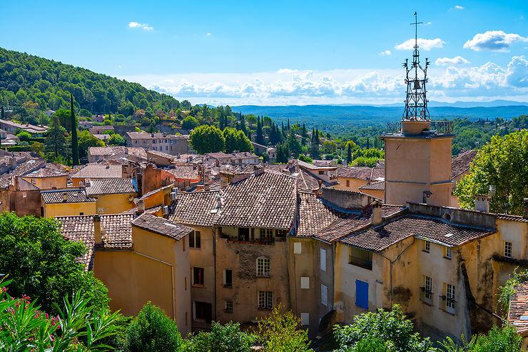 Provence verte : le bonheur est dans le Var