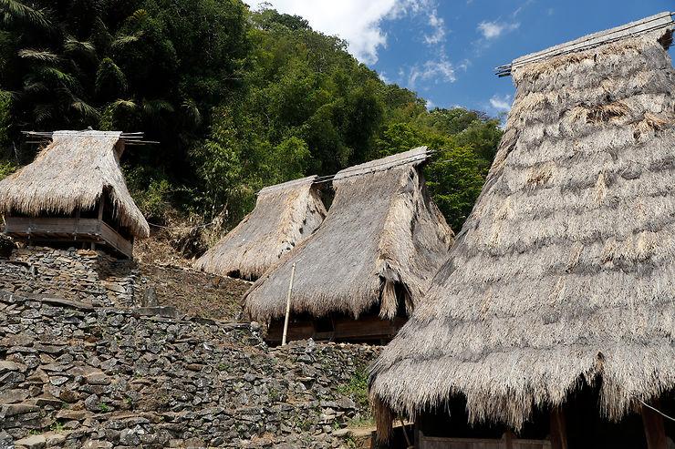 De Bajawa à Moni, pays des Lio et du Kelimutu