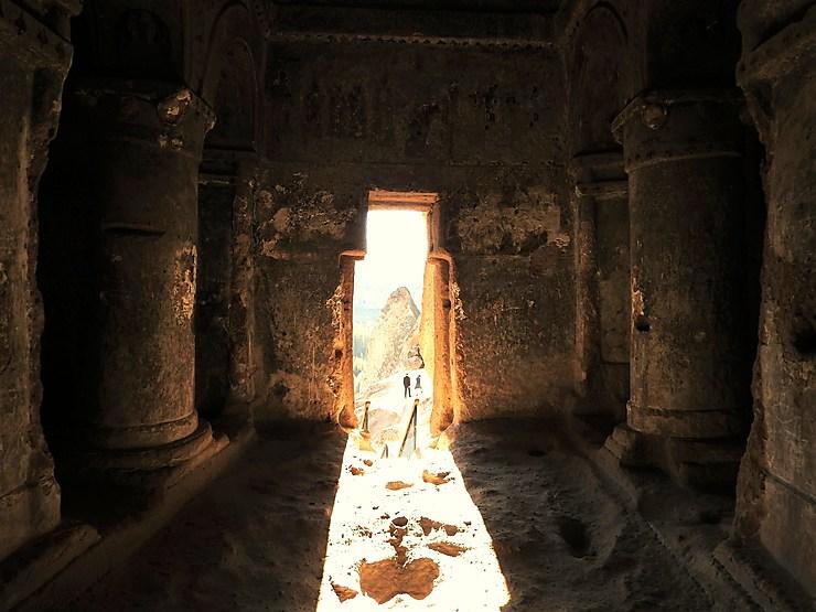 Selime Monastery, Cappadoce, Turquie