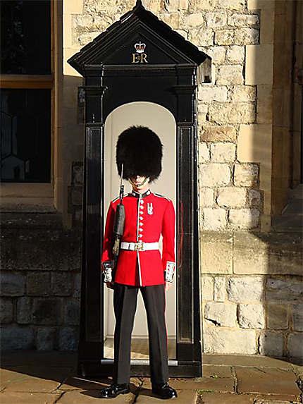 Garde à la Tour de Londres